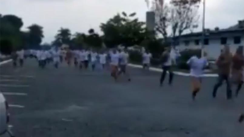 Hapishanelerde alarm! Toplu corona firarı