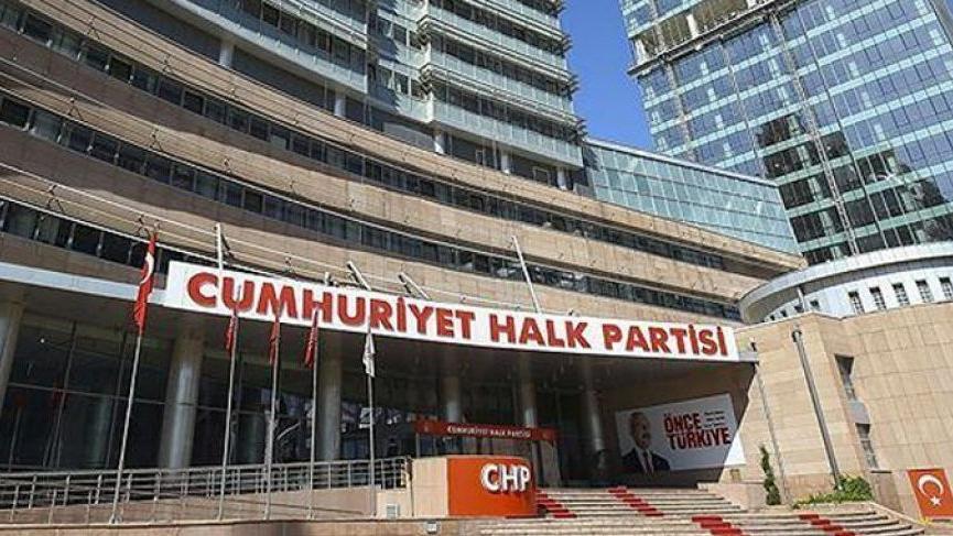 CHP Genel Merkezi ziyaretlere kapatıldı!