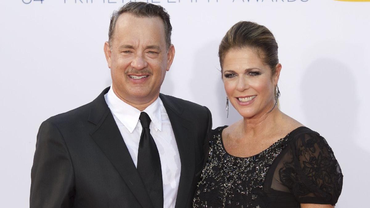 Tom Hanks ile Rita Wilson taburcu edildi