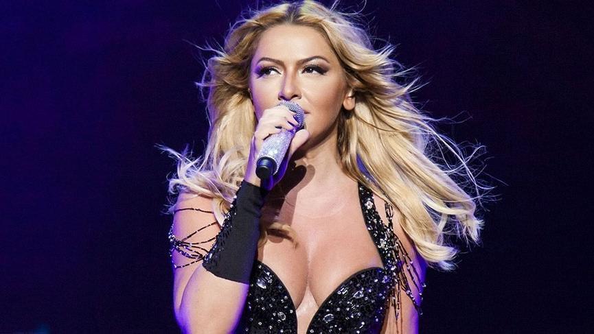 Hadise corona virüsü nedeniyle konserlerini iptal etti