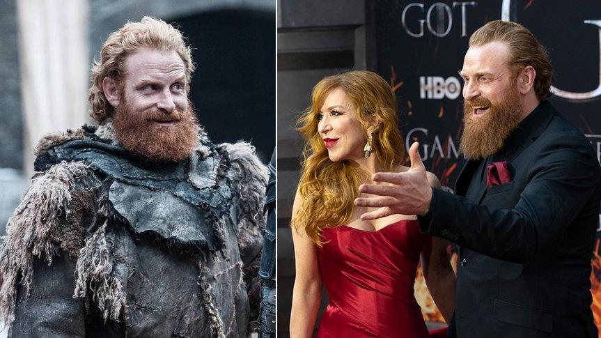 Game of Thrones yıldızı Kristofer Hivju Corona virüse yakalandı
