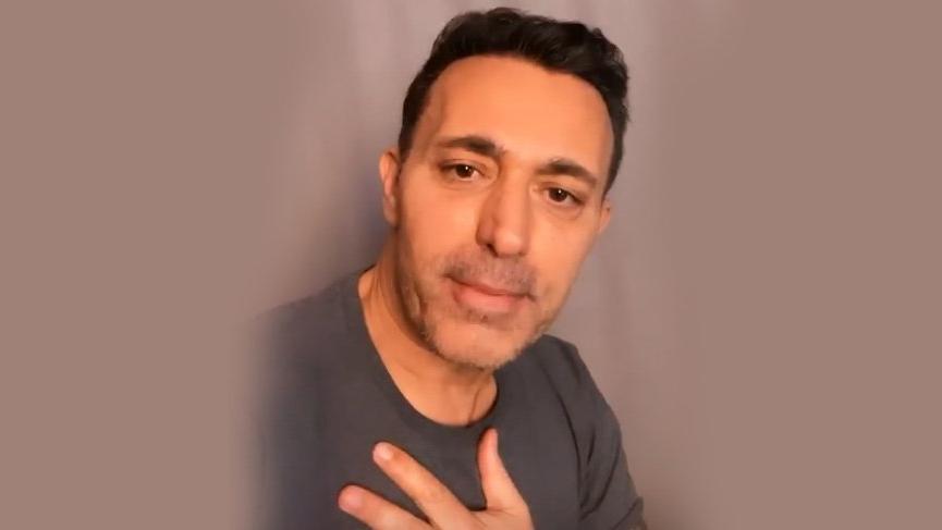 Mustafa Sandal'dan Corona Virüsü açıklaması