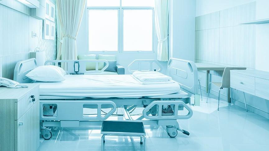 Türkiye'deki hastanelerin kapasitesi ne?