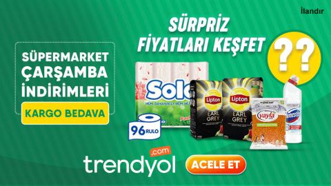 Trendyol Manşet Advertorial 18 Mart'20