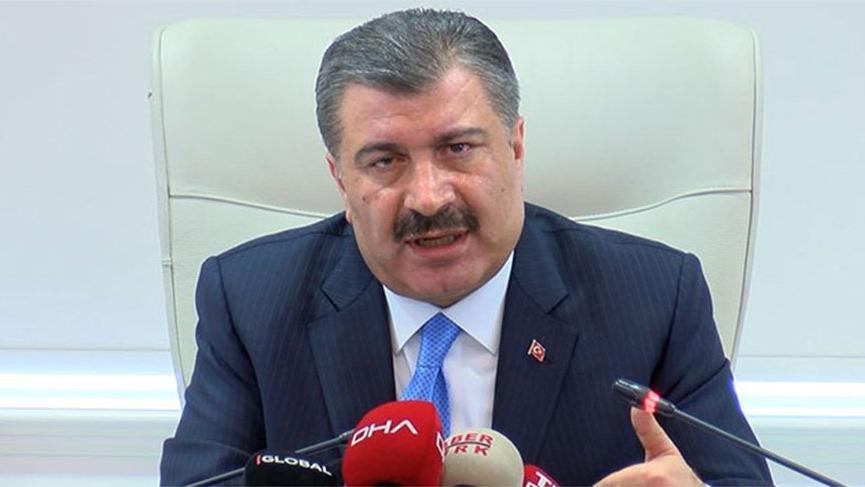 Son dakika... Sağlık Bakanı Koca açıkladı: Vaka sayısı 191'e ölü sayısı 2'ye yükseldi