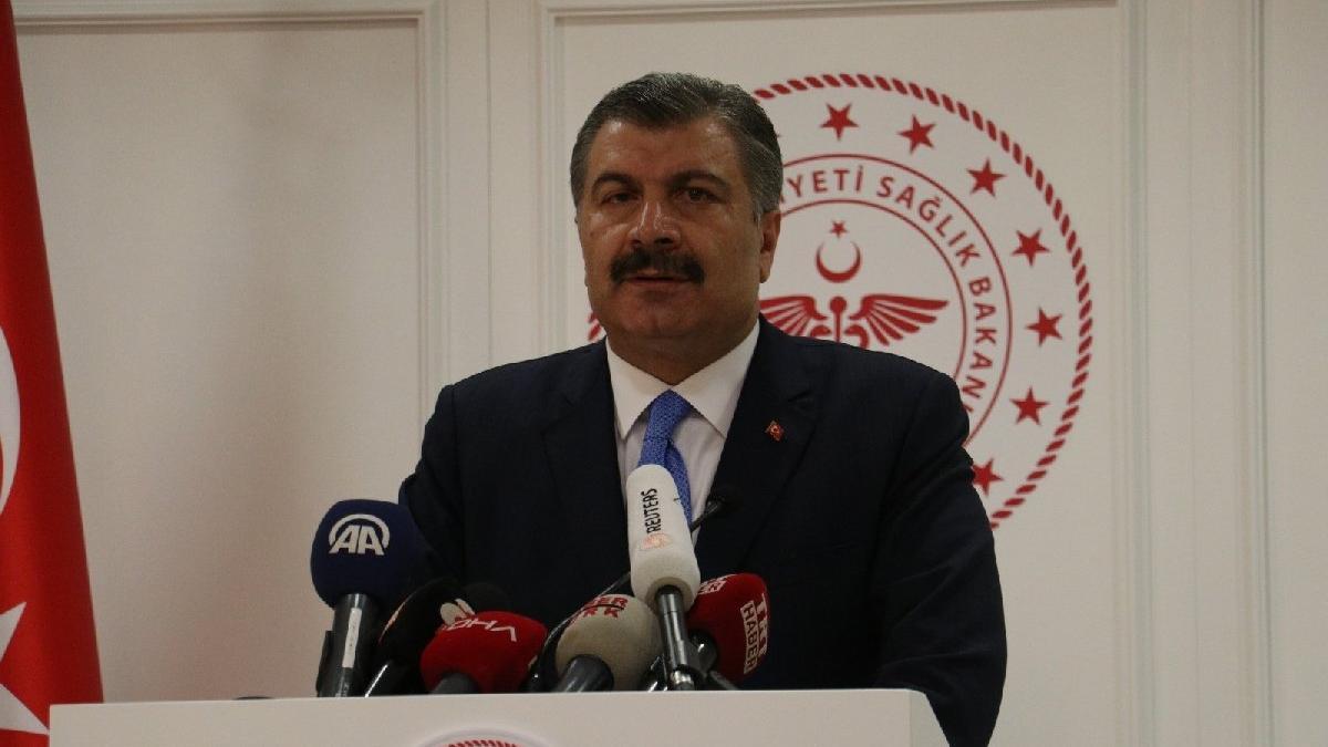 Bakan açıkladı! Türkiye'de kaç corona virüsü vakası var? İşte Türkiye'de corona virüsünde son durum...