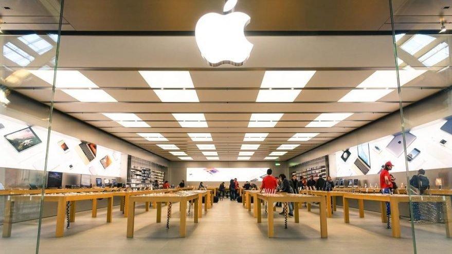 Türkiye'de Apple mağazaları süresiz kapatıldı