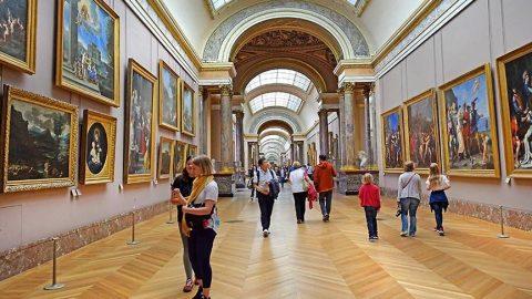 Online gezebileceğiniz, dünyanın birinci sınıf müzeleri
