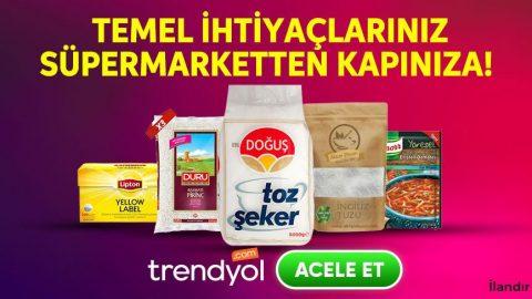 Trendyol Manşet Advertorial 20 Mart'20