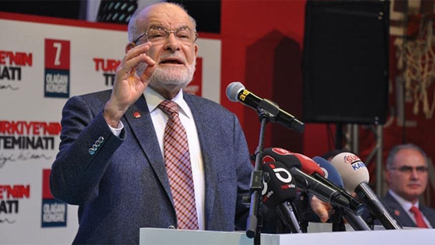 Karamollaoğlu'ndan hükümete dikkat çeken çağrı!
