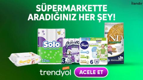 Trendyol Manşet Advertorial 21 Mart'20