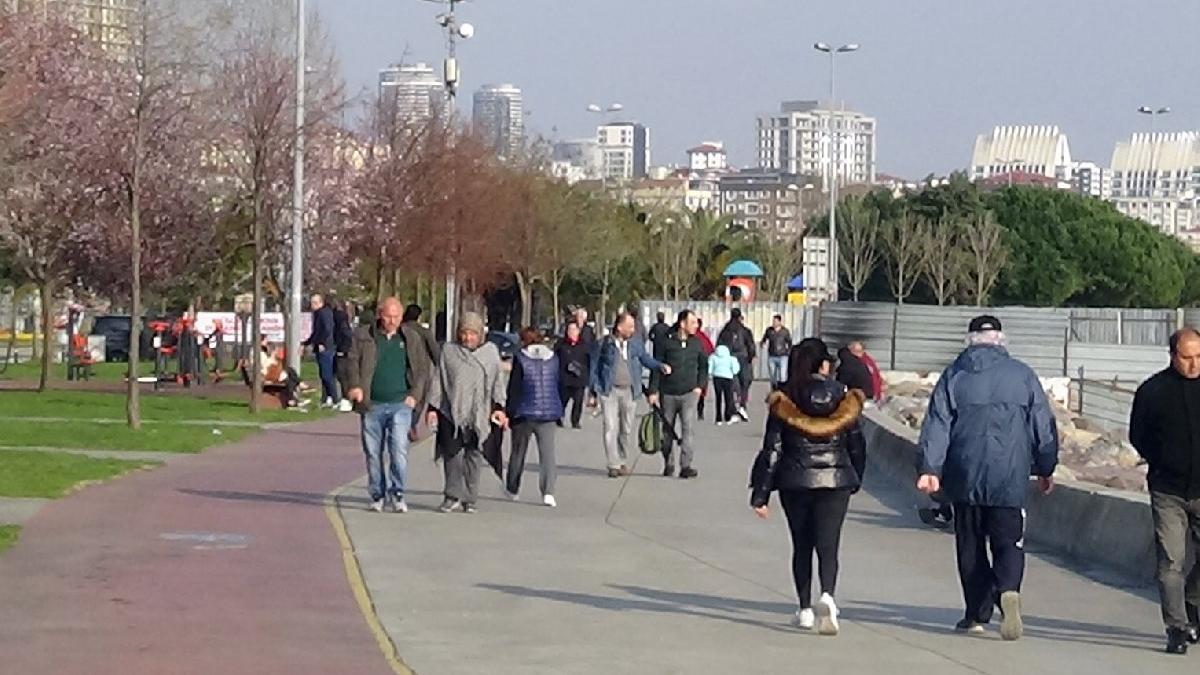 İstanbul'da 'yok artık' dedirten görüntü!
