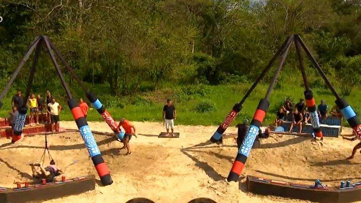 Survivor dokunulmazlık oyununu kim kazandı? Rekabet kızıştı!