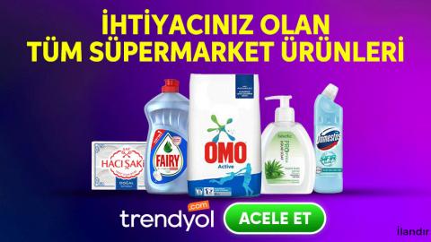Trendyol Manşet Advertorial 22 Mart'20