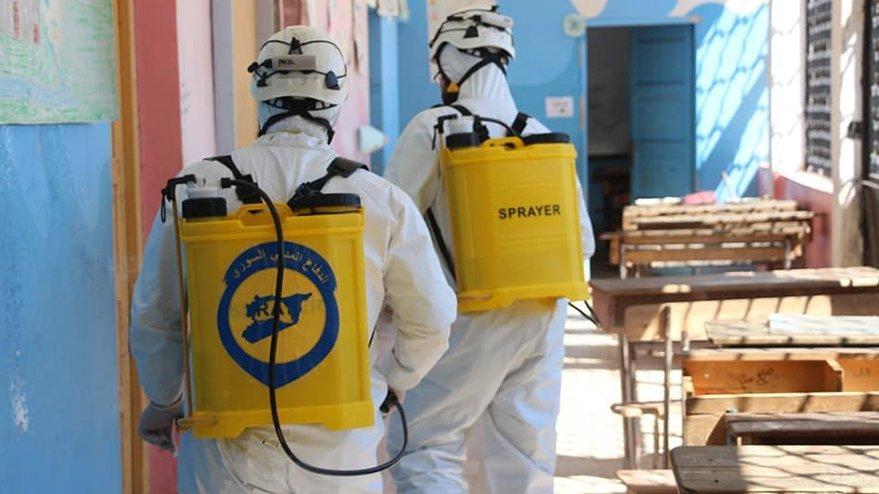 İdlib'de corona virüsü alarmı!