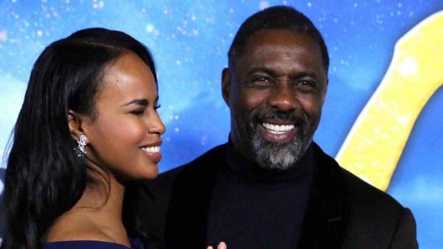 Idris Elba, eşiyle birlikte geçirdiği karantina sürecini anlattı