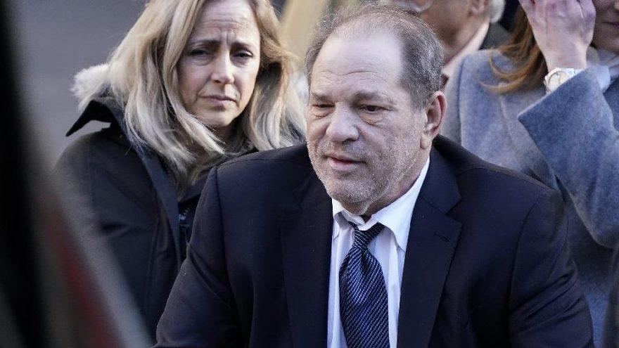 Harvey Weinstein'ın corona virüsü testi pozitif çıktı
