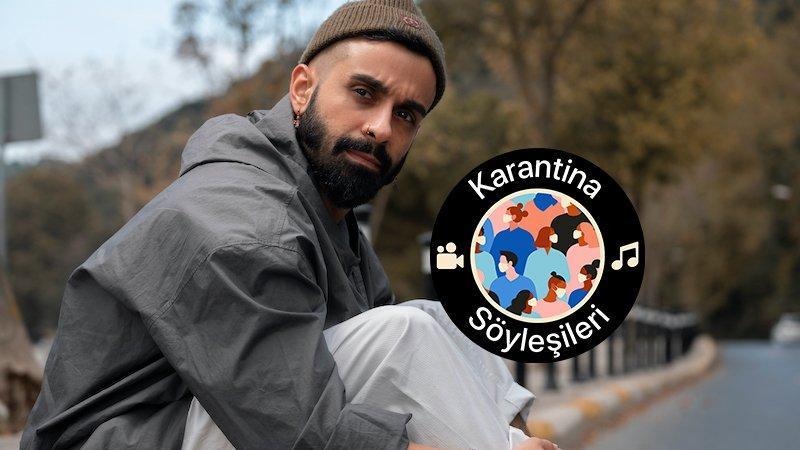 Karantina Söyleşileri | Gökhan Türkmen: Belki de bu salgın son bir ihtardır