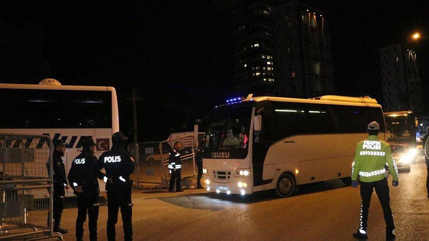 KKTC'den gelen öğrenci ve tır şoförleri karantina altına alındı ile ilgili görsel sonucu