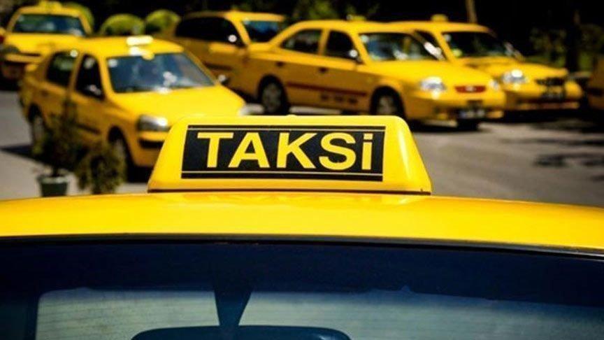 İstanbul'da 25 bin taksi, minibüs ve dolmuş dezenfekte edilecek