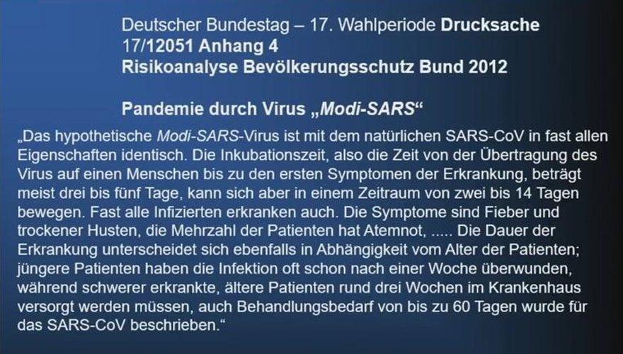 İşte Almanya'nın 10.12.2012 tarihli raporu.