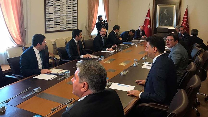 AKP'den kritik CHP, İYİ Parti ve HDP ziyareti!