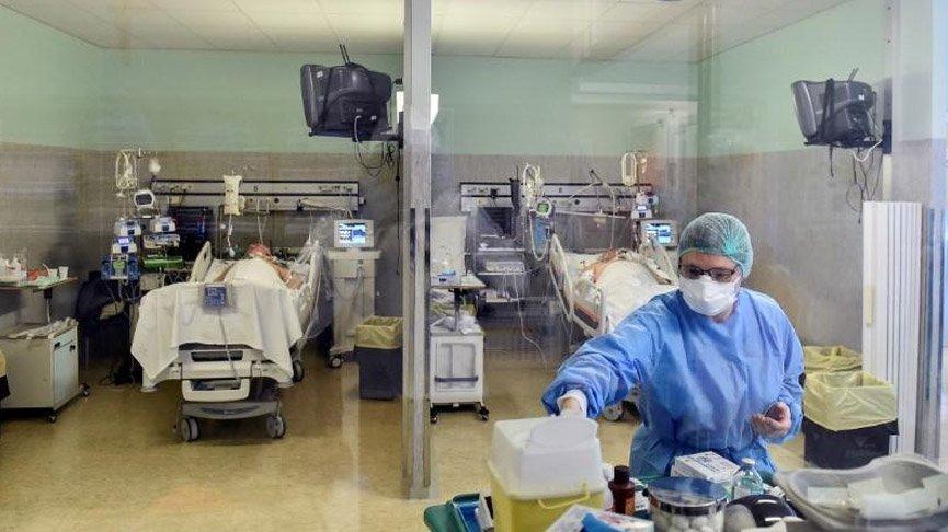 İtalya'da 'bir numaralı hasta' taburcu edildi!