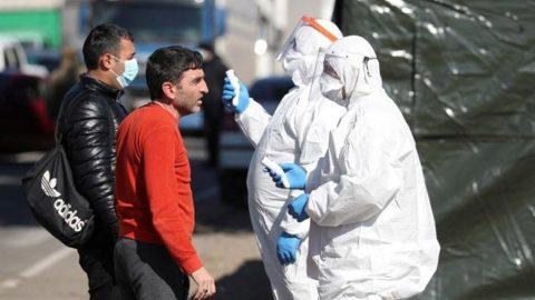 Gürcistan'da virüs paniği! Kentler tek tek karantinaya alınıyor