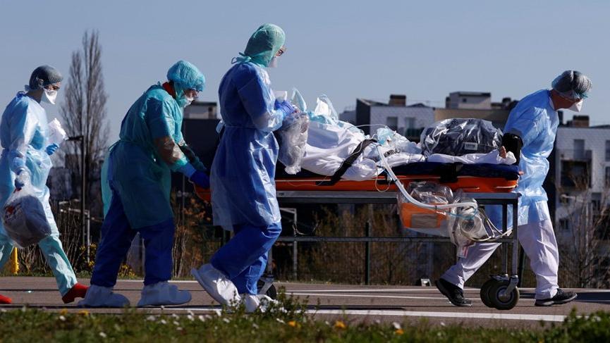 Almanların 8 yıllık corona virüsü raporu ortaya çıktı!