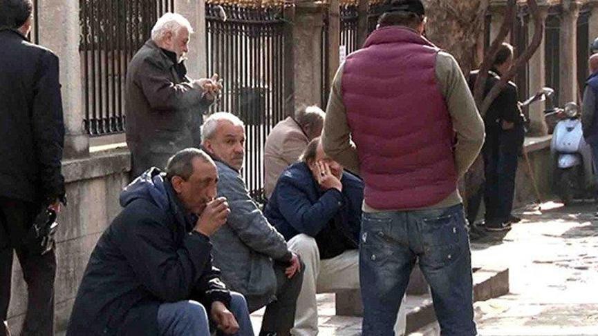 Yasağı ihlal eden 65 yaş ve üzeri 390 kişiye işlem