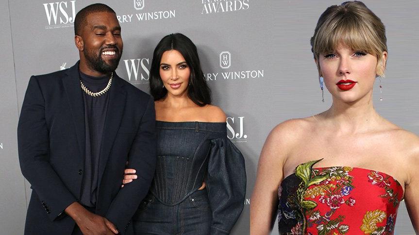 Taylor Swift haklı çıktı! Kanye West ile olan telefon konuşmaları sızdırıldı