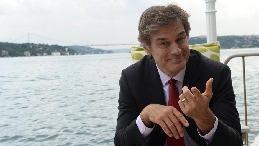 Mehmet Öz, sıtma ilacı ile ilgili Beyaz Saray ile konuştuğunu söyledi