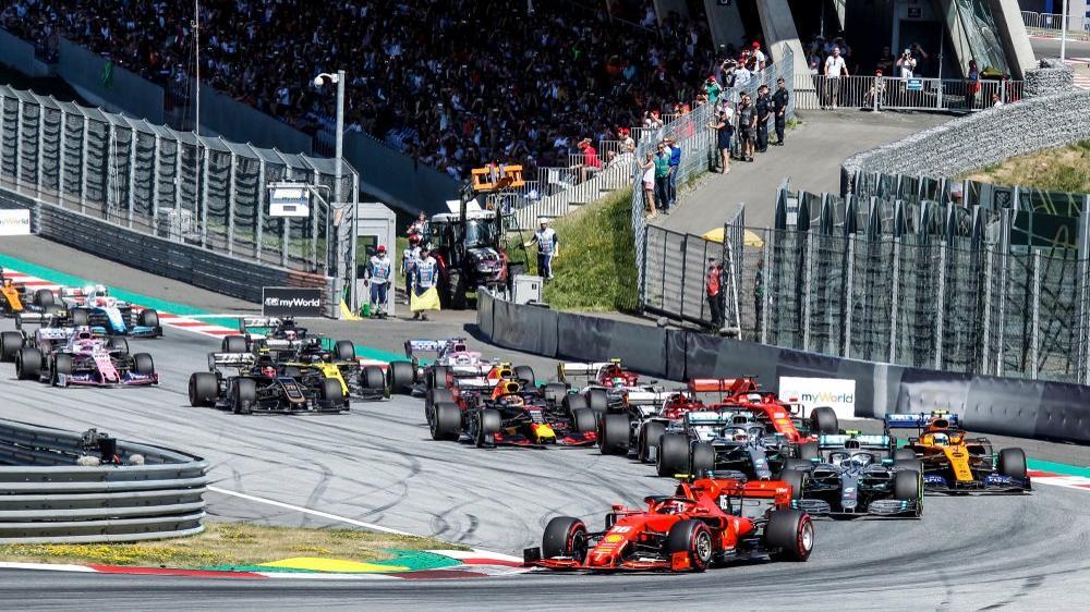 Formula 1'in CEO'sundan haber var!