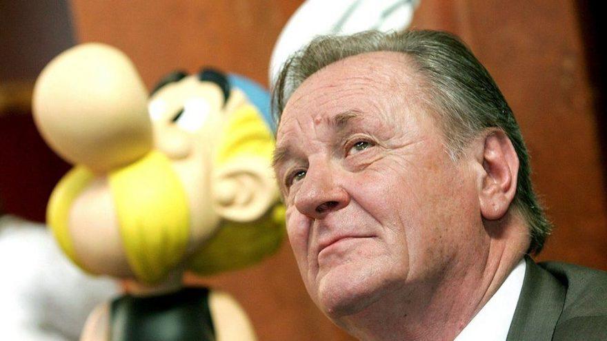 Asterix'in yaratıcısı Albert Uderzo öldü