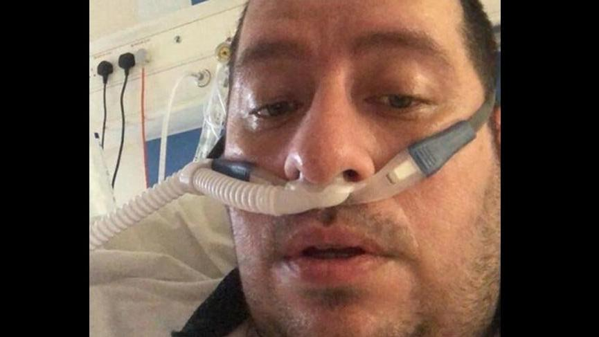 Corona virüsüne yakalanan hasta uyardı: Lütfen aptal olmayın