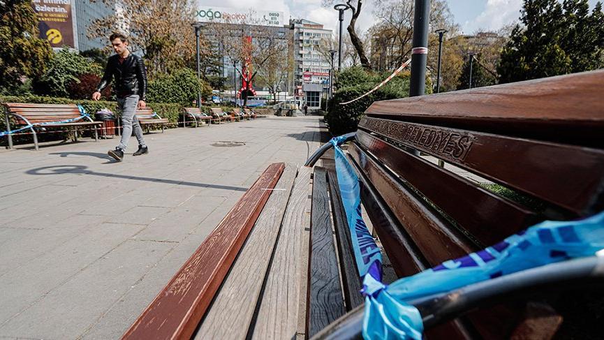 Büyükşehirin önlemleri işe yaradı! Ankara sokakları boş kaldı