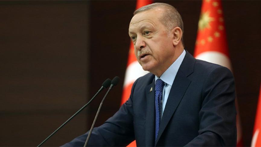 Erdoğan'dan corona açıklaması!