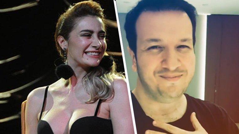 Şahan Göbakar'dan canlı yayın kazası geçiren Sıla taklidi