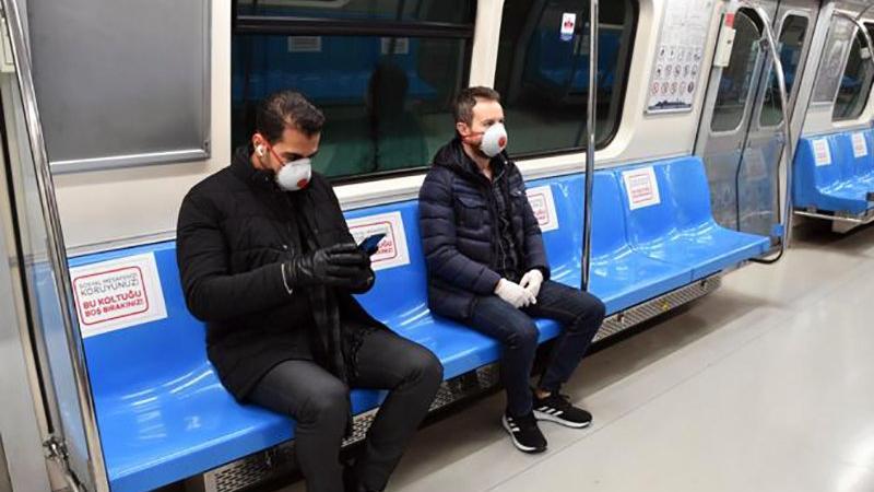 Toplu taşımada 'boş koltuk' uygulaması