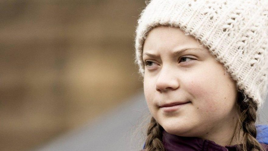 Aktivist Greta Thunberg corona virüsü teşhisini kendi koydu