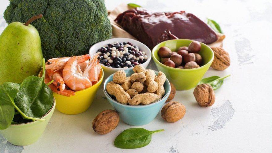Hangi besinlerde folik asit bulunur?
