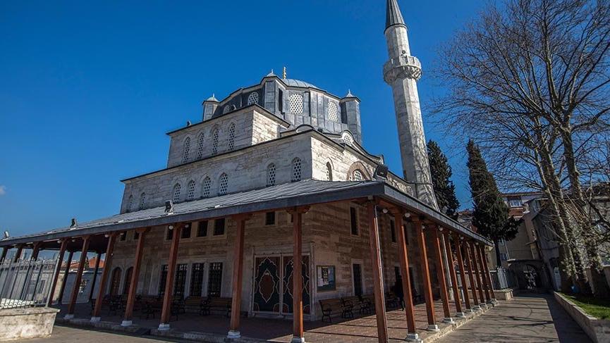 Bir Mimar Sinan eseri: Kazasker İvaz Efendi Camii
