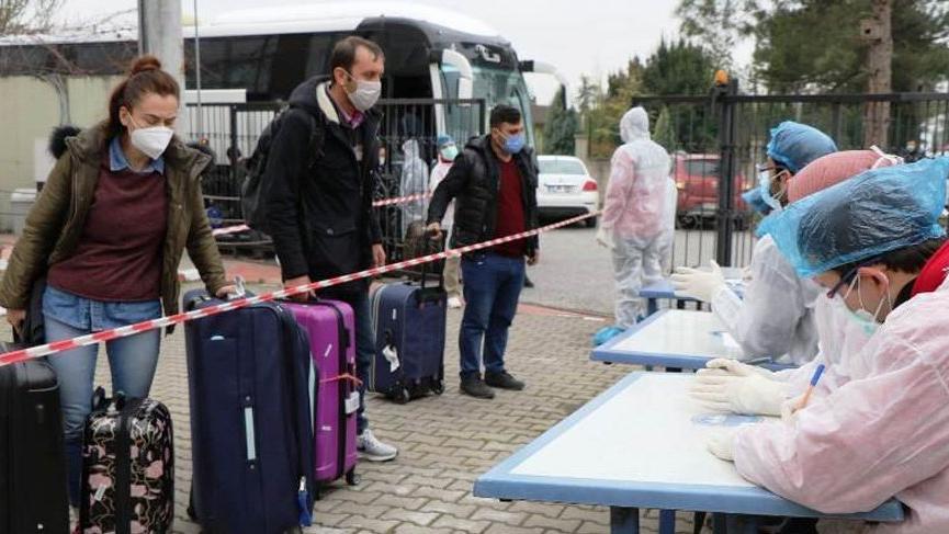 257 vatandaş daha Sakarya'da karantina altına alındı!