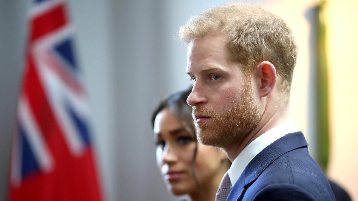 Meghan'dan flaş hamle! Babasında corona çıkan Prens Harry'e yasak