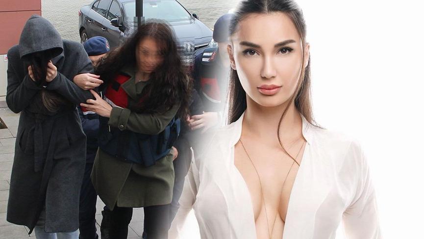 Emre Aşık'ın eski eşi Yağmur Sarnıç cezaevi firarisiyle yakalandı