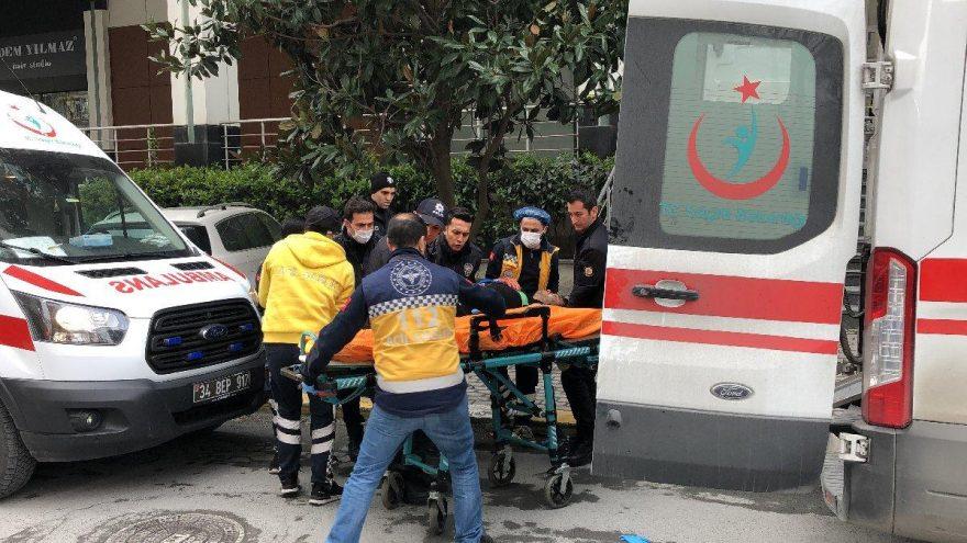 İstanbul'da maske satışında silahlar konuştu! Yaralılar var