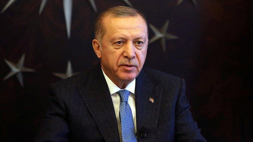 Erdoğan'ın açıklamalarına sosyal medyadan tepki yağdı!