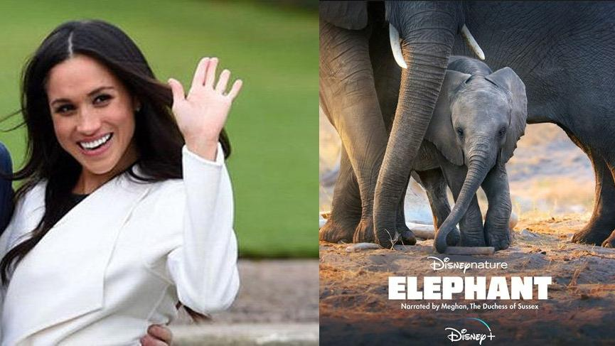 Meghan Markle, Disney belgeselini seslendirdi