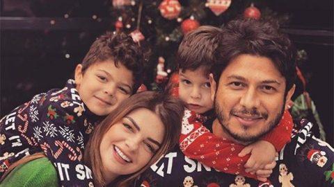 Pelin Karahan, oğlunun doğum gününü böyle kutladı