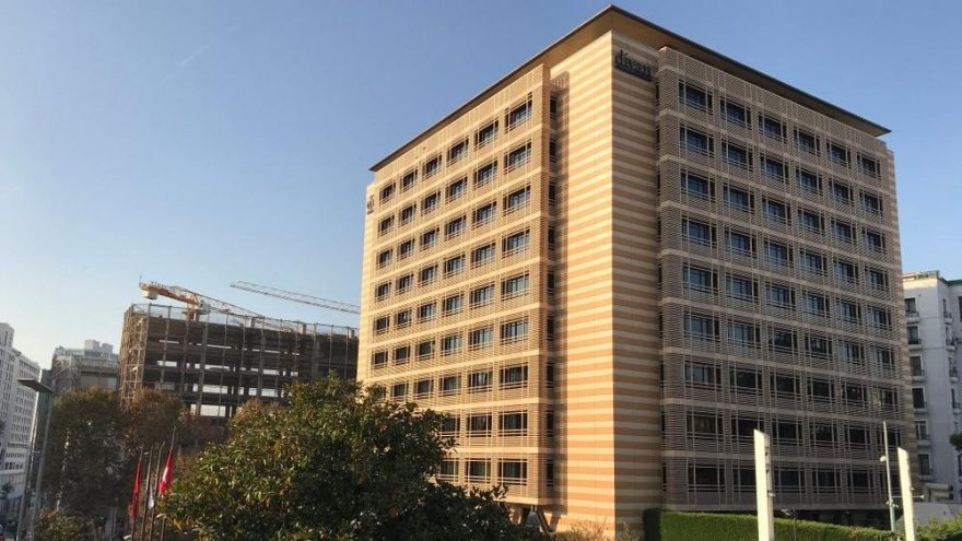 Divan'ın iki oteli sağlık çalışanlarına açıldı